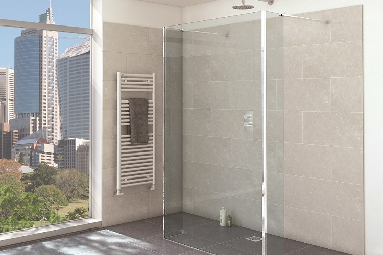 Shower enclosure ROOM D v5